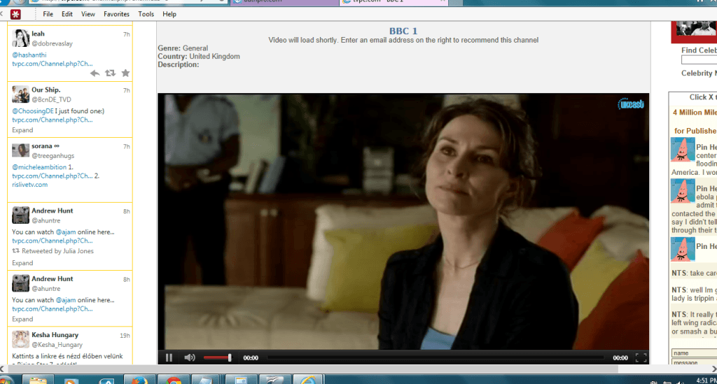 BBC UK - Small Screen