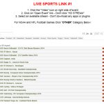 Live Sports Link 1