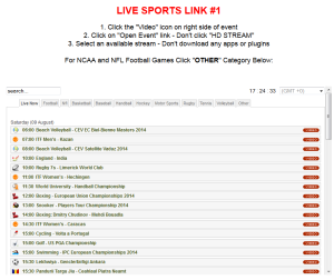 Live Sports Link 1