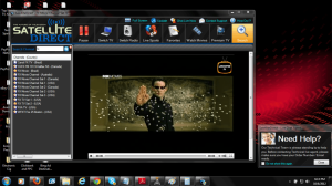 ABC (East) Sat-1 TV Channel Image